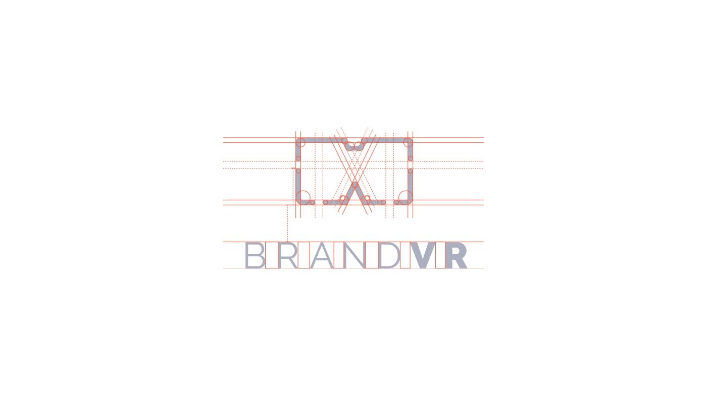 Brand VR logo