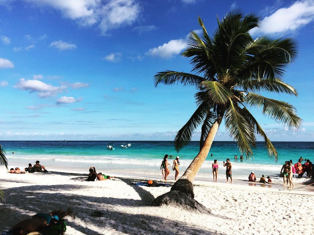 __._._.__cancun__tulum__sea__mexico__mar__palmtrees__ocean__vacation__travel