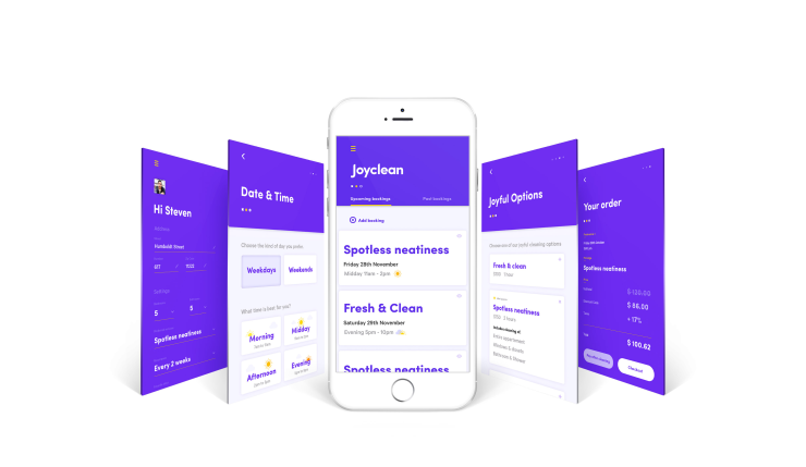 joyclean-app