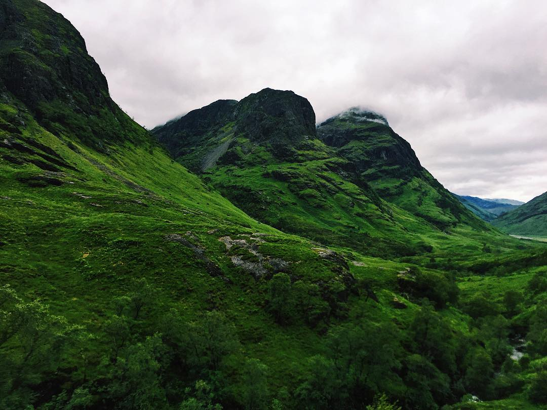 The_three_sisters___._._.__highlands__green__glencoe__scotland___nature__travel___travels__landscape__traveling__digitalnomad__travelgirl__travelalone__instaview__instaplace__instatravel
